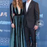 Jessica Biel (L) and Justin Timberlake