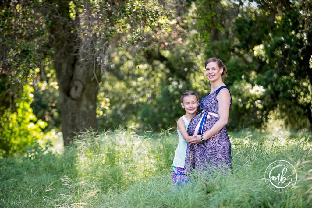 Brittani and Carlos Maternity