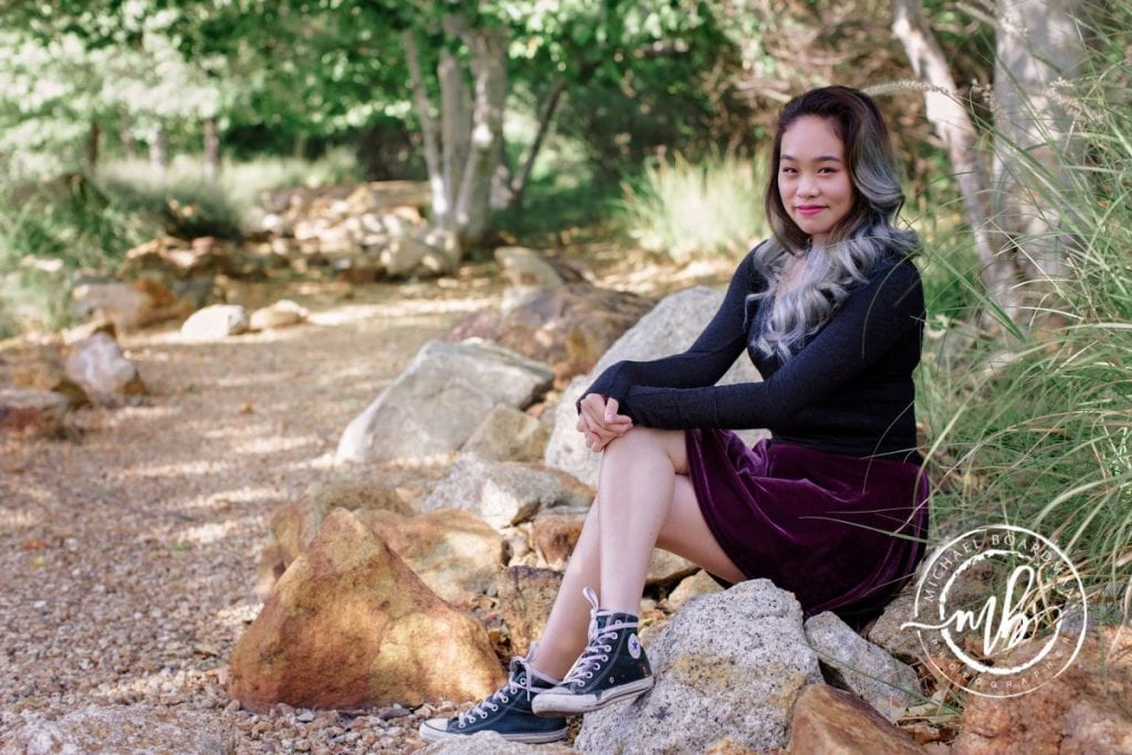 Senior Portrait Photographer Irvine CA